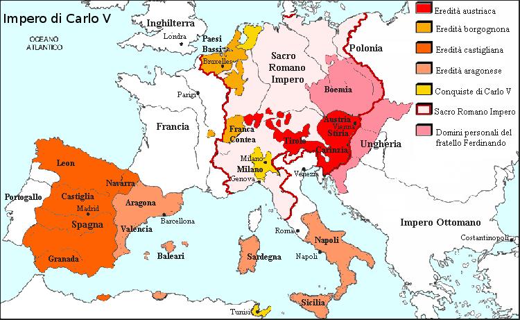 Cartina Italia Nel 400.L Italia Nel Xv Secolo